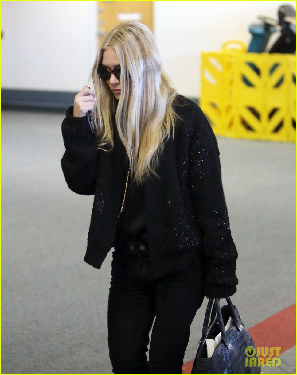 mary kate ashley olsen holidays with the family 08