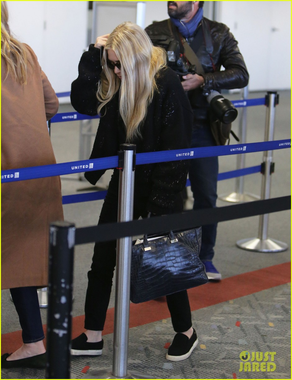 mary kate ashley olsen holidays with the family 11