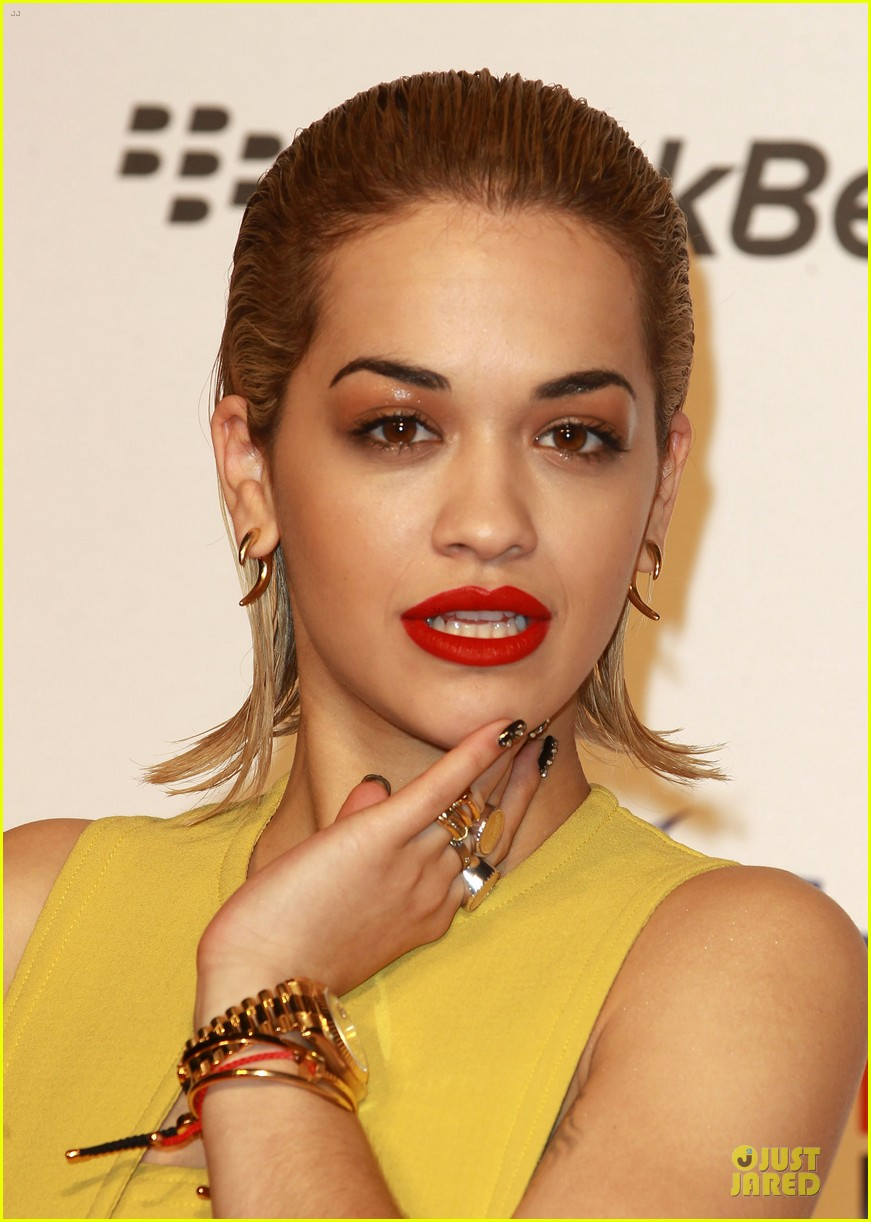 rita ora & the wanted jingle bell ball 13