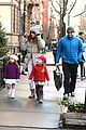 sarah jessica parker & matthew broderick school walk with the twins 01