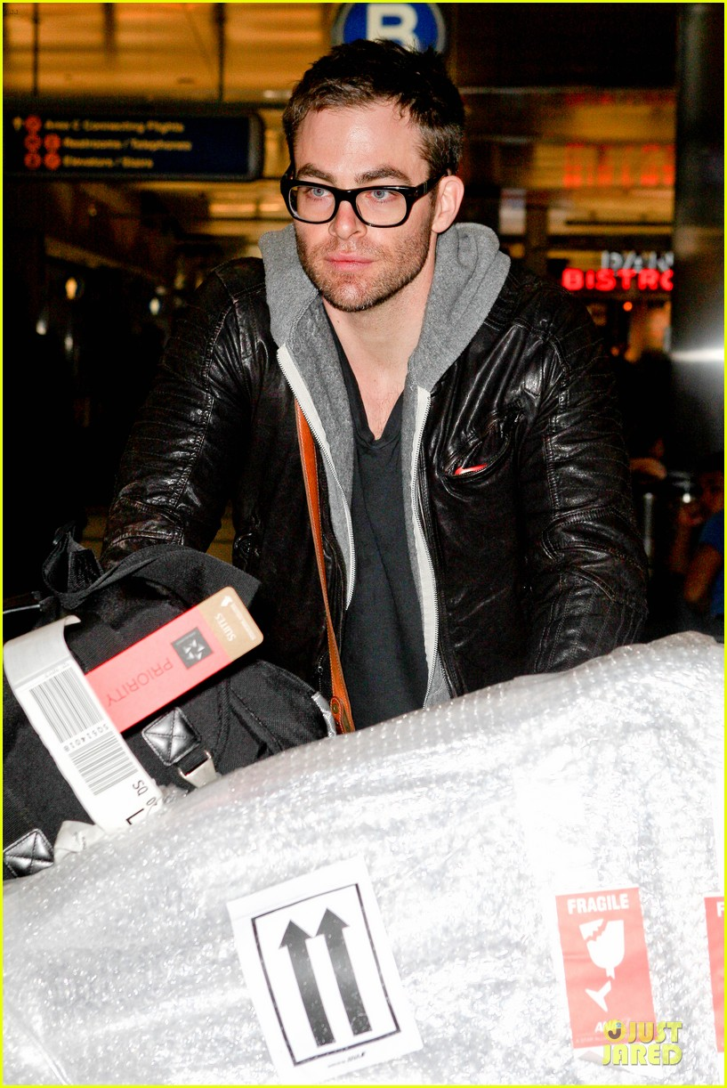 chris pine i had fear of the dark & being alone 09