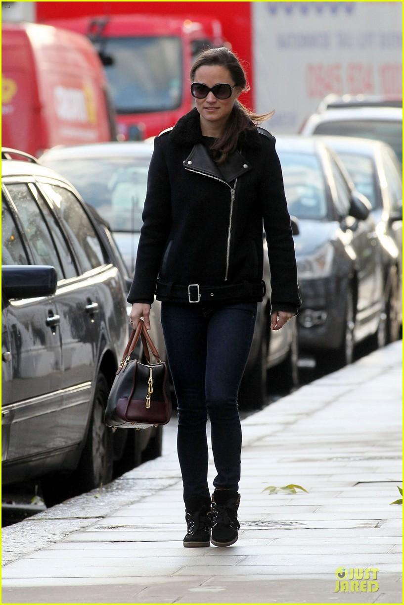 Pippa Middleton grávida Kate Middleton especial na vida 10