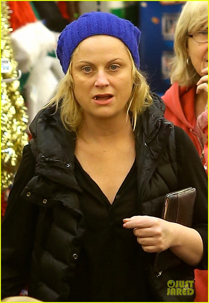 amy poehler holiday shopping with archie 09