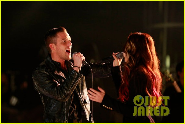 cassadee pope the killers the voice finale performance 11
