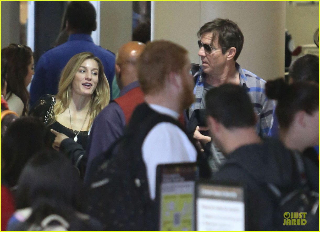 dennis quaid lax departure with a mystery woman 18