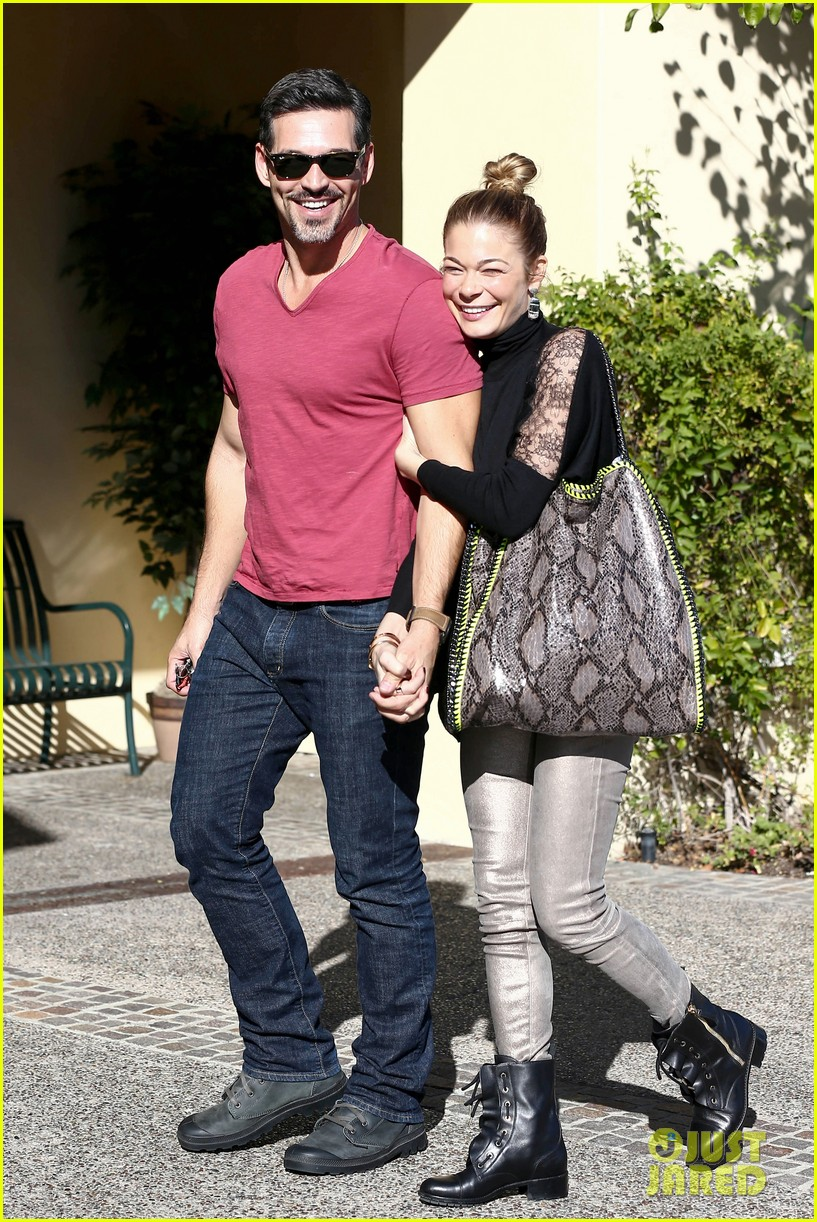 leann rimes eddie cibrian riviera lunch date 07