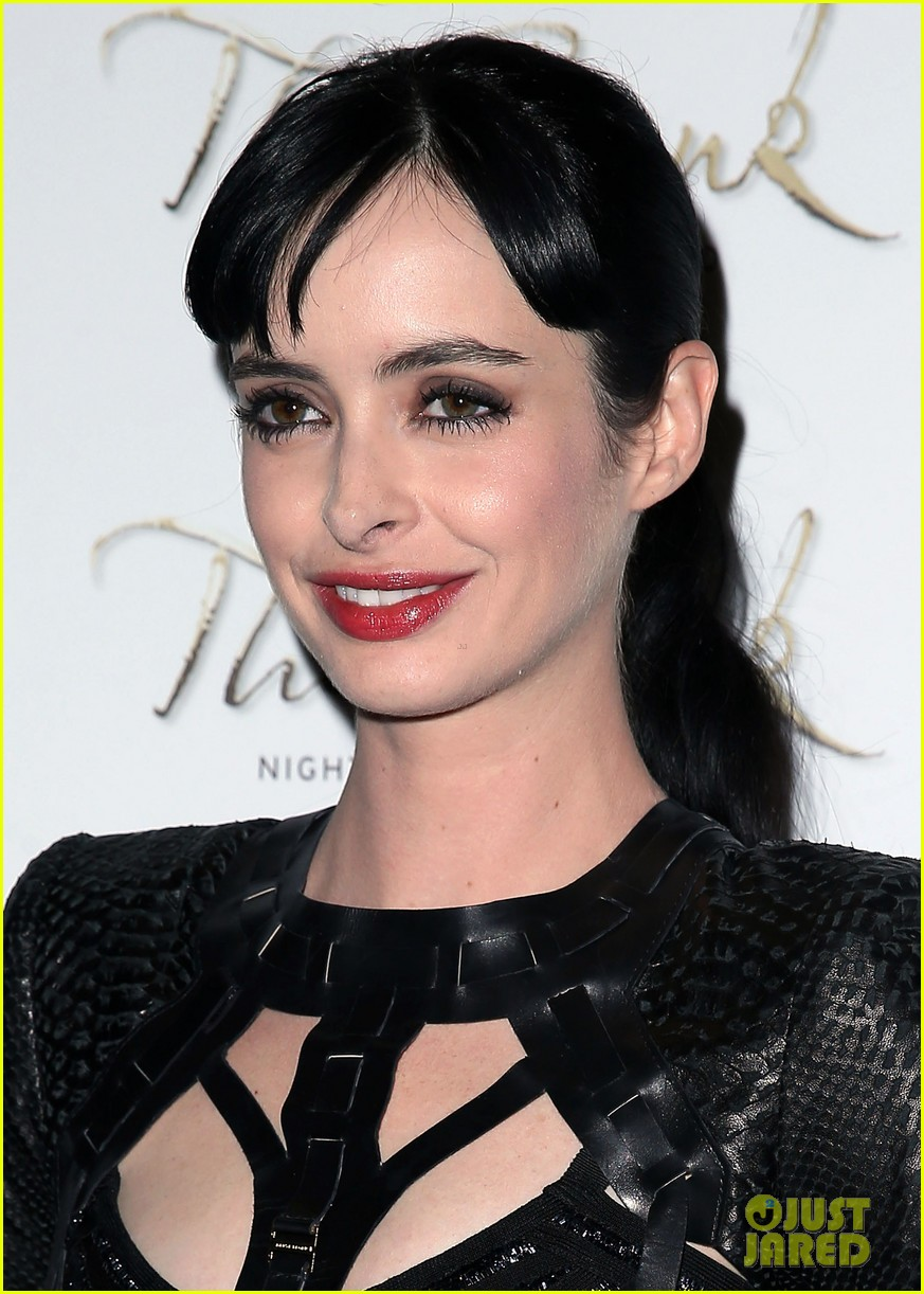 krysten ritter bank nightclub birthday party 02