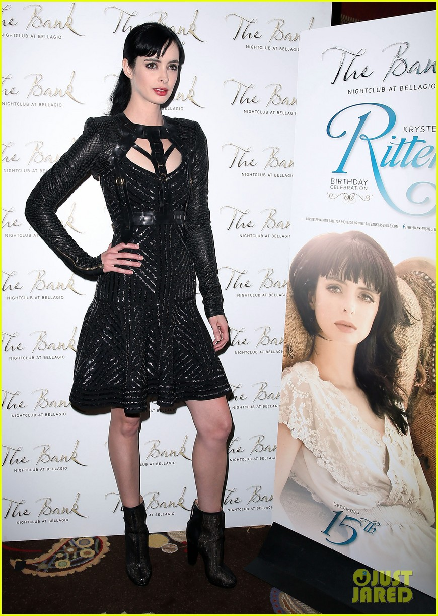 krysten ritter bank nightclub birthday party 032776715