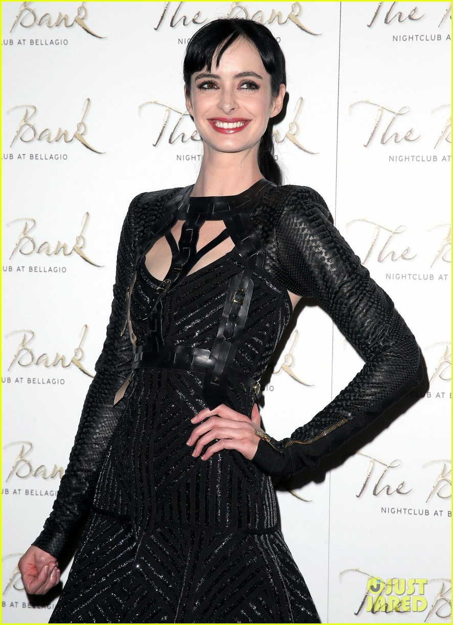 krysten ritter bank nightclub birthday party 10