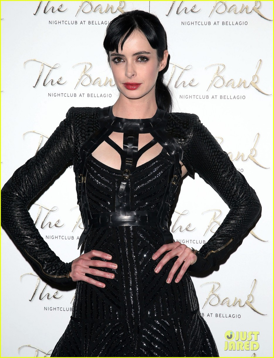 krysten ritter bank nightclub birthday party 12