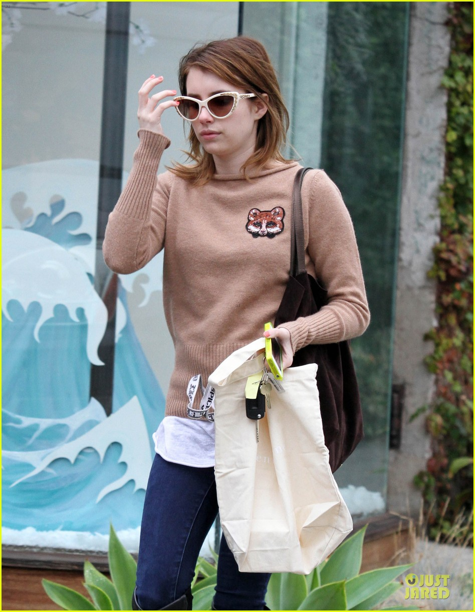 emma roberts fashion is about doing thigns that are different interesting 19