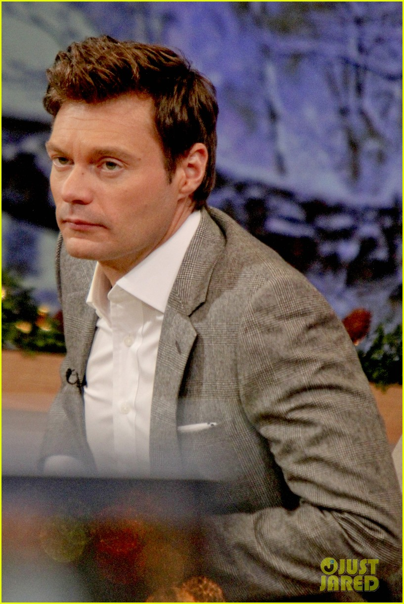 ryan seacrest talks new years eve without dick clark on gma 07