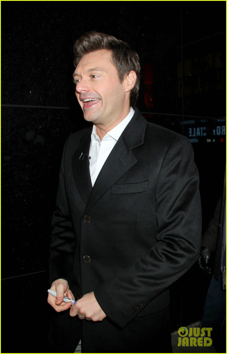 ryan seacrest talks new years eve without dick clark on gma 14