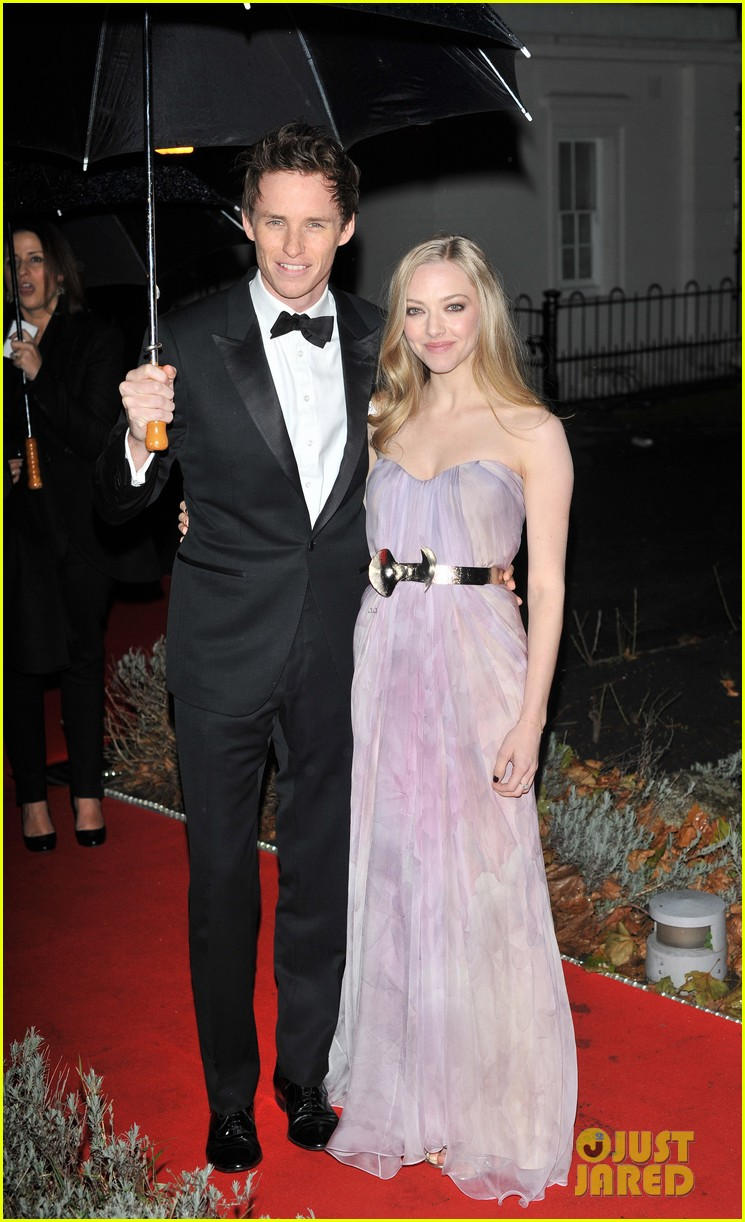 amanda seyfried eddie redmayne night of heroes 02