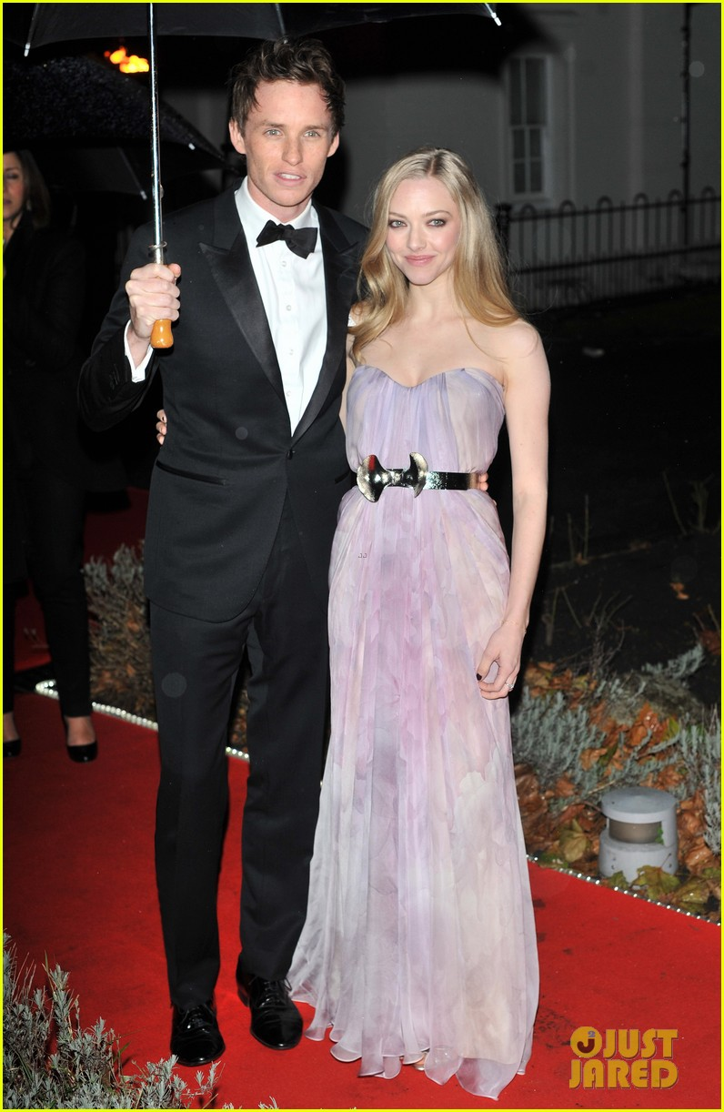 amanda seyfried eddie redmayne night of heroes 14