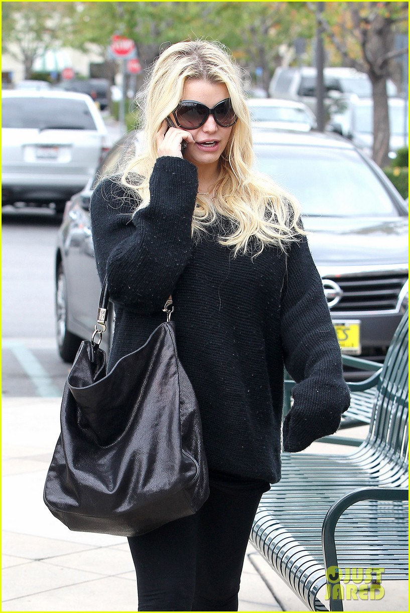 jessica simpson eric johnson kings fish house lunch 022774635