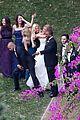 jessica simpson bridesmaid at cacee cobb wedding 10