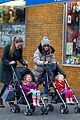 sarah jessica parker bundled up school run 06