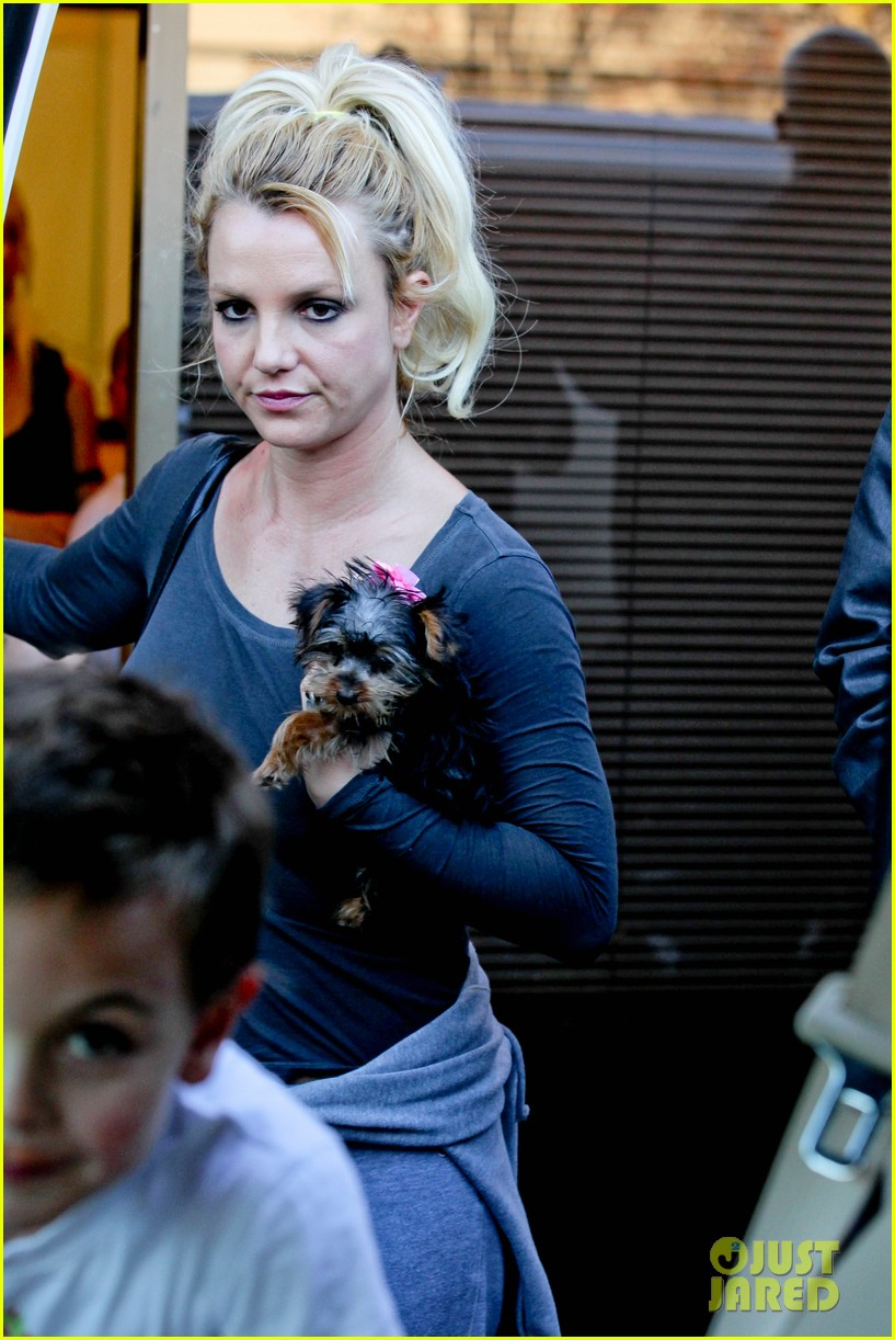 britney spears jason trawick music academy with the boys 17