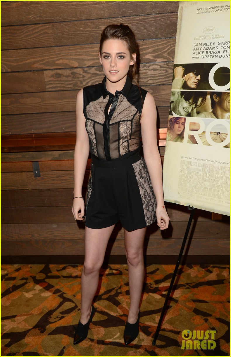 kristen stewart garrett hedlund on the road screening 112771058