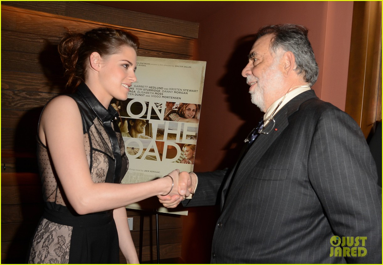 kristen stewart garrett hedlund on the road screening 16