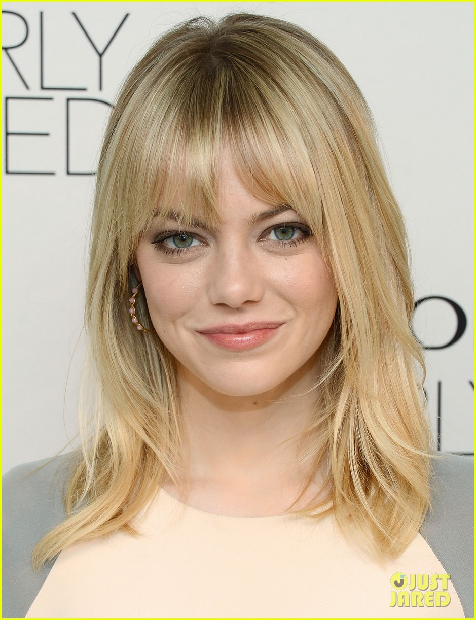 emma stone revlons nearly naked makeup launch 11