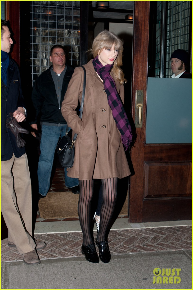 taylor swift back big apple 09