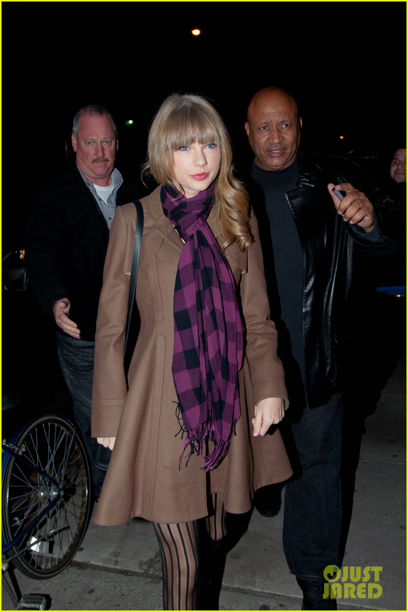 taylor swift back big apple 152770804