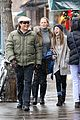uma thurman arpad busson snow aspen stroll with maya 08