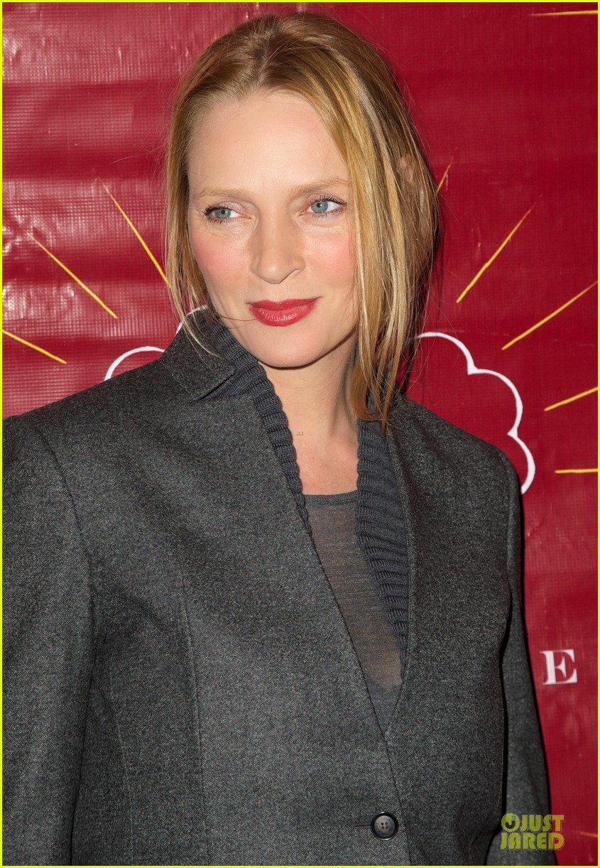 uma thurman tibet house benefit auction 092778145
