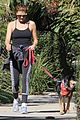 kate walsh dog walk in griffith park 14