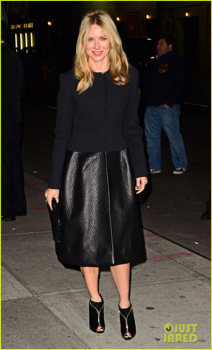 naomi watts late show with david letterman appearance 19
