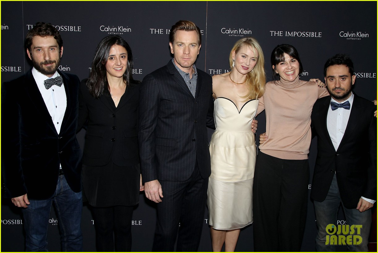 naomi watts ewan mcgregor impossible ny screening 232774773