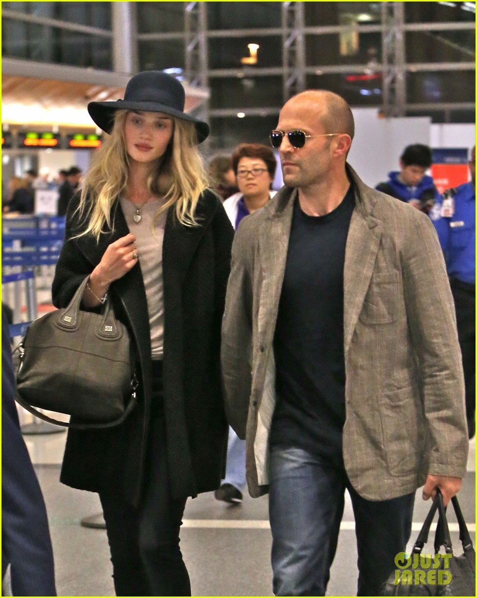 rosie huntington whiteley jason statham lax couple 052773559