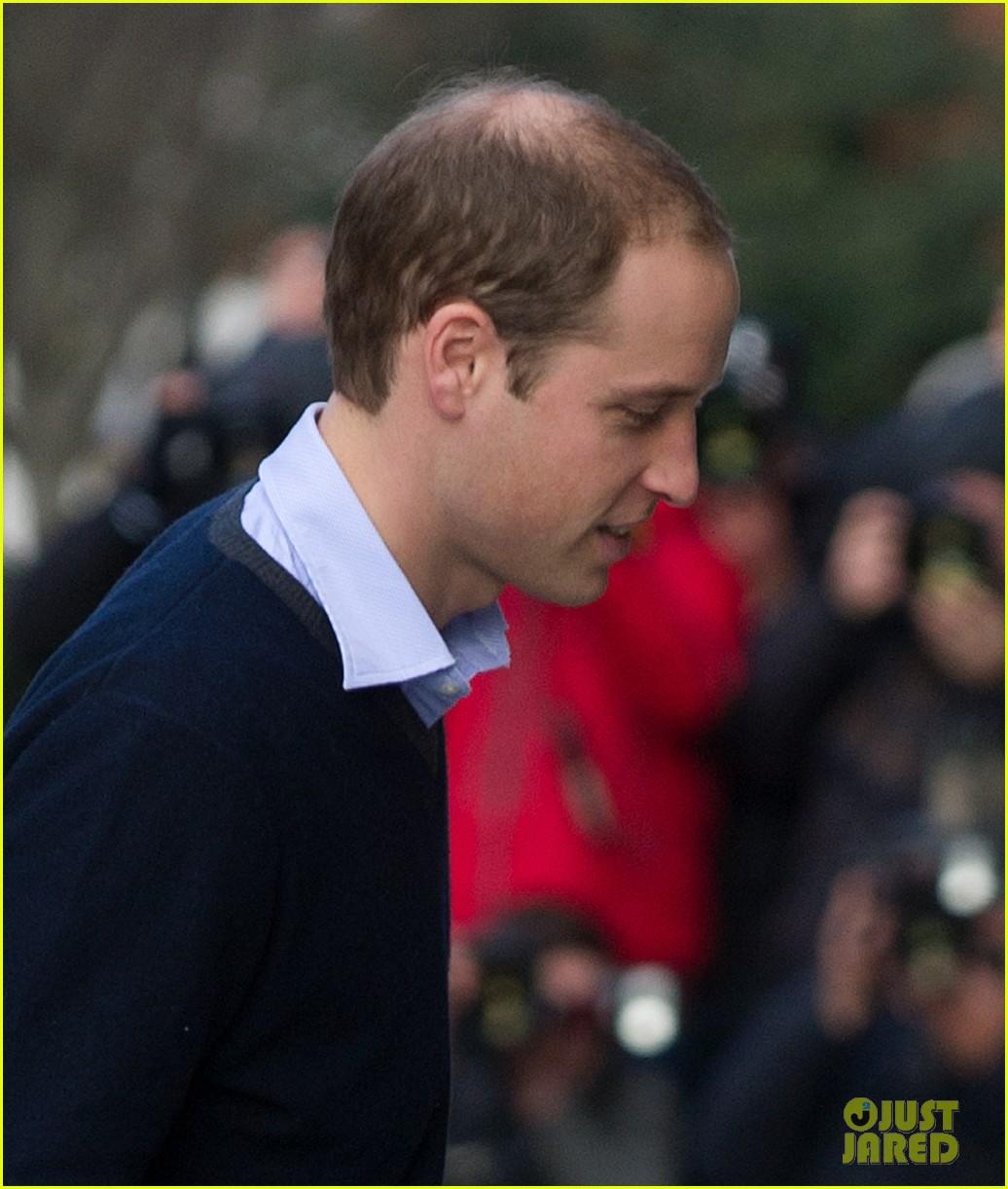 prince william visits hospitalized  pregnant kate middleton 022769599