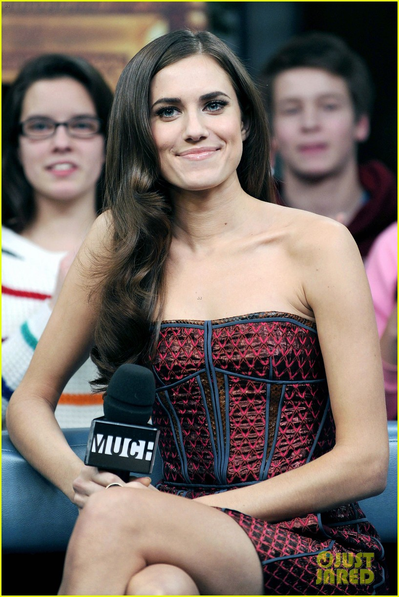 allison williams much music 22