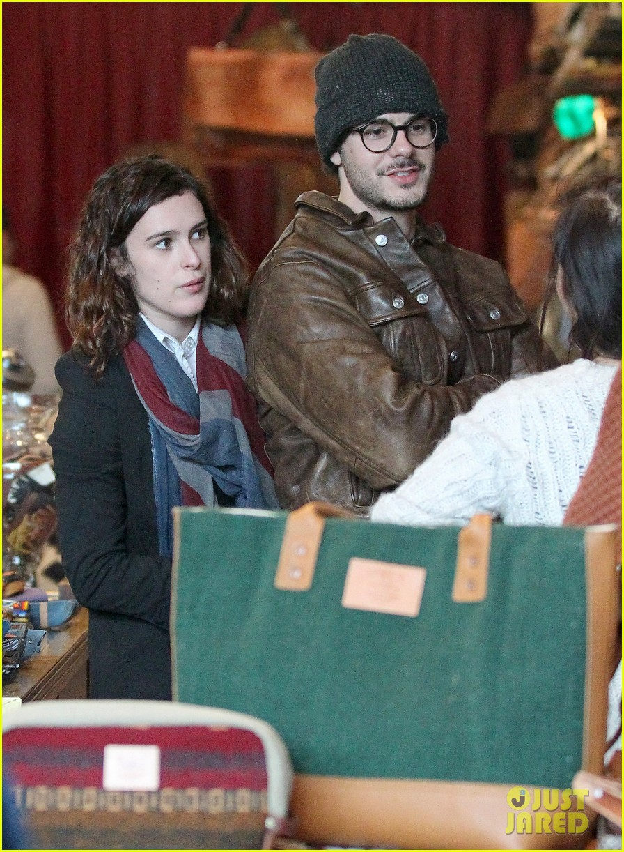 rumer willis jayson blair abbott kinney boulevard shoppers 172782322