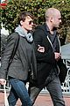 robin wright & ben foster holiday shopping at fred segal 02