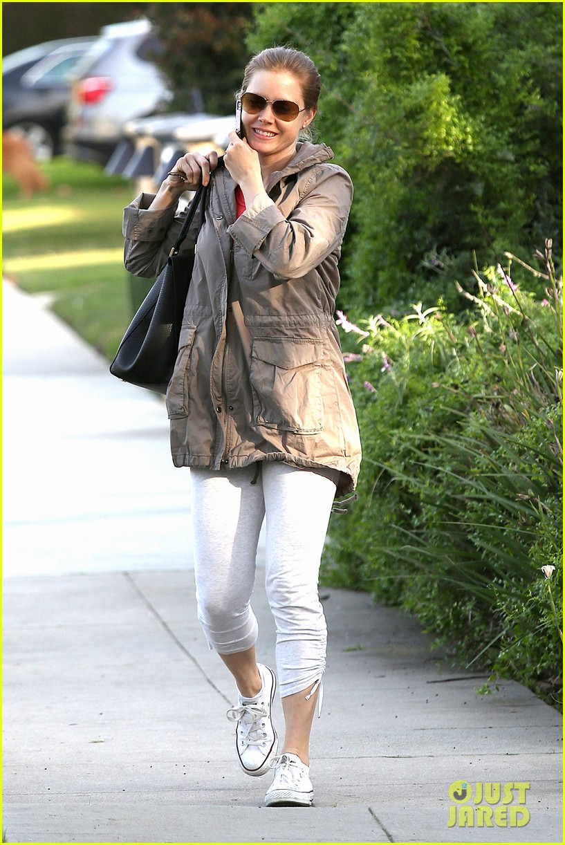 amy adams busy day in west hollywood 10