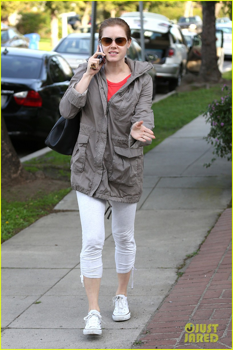 amy adams busy day in west hollywood 11