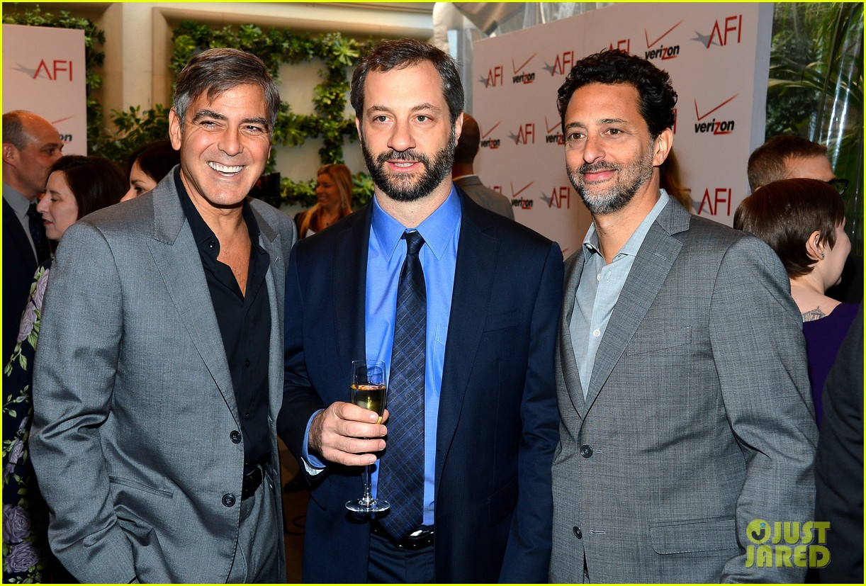 ben affleck george clooney afi awards 2013 red carpet 11