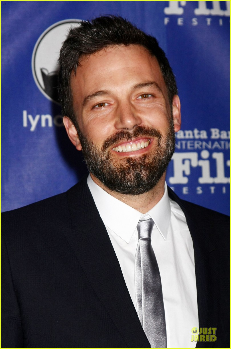 ben affleck santa barbara international film festival modern master award recipient 02