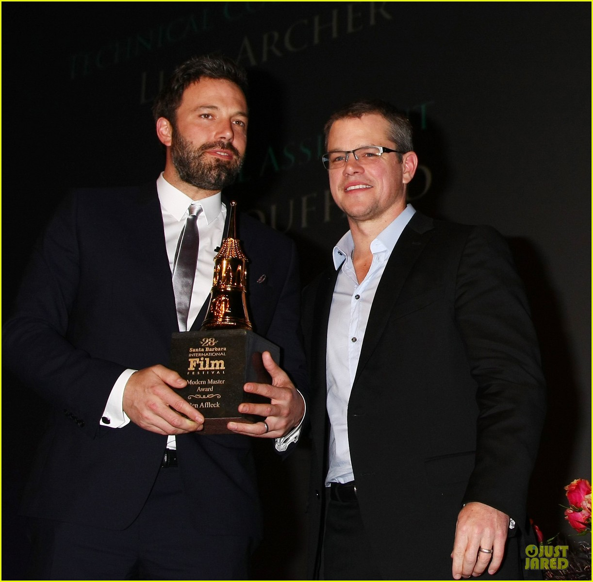 ben affleck santa barbara international film festival modern master award recipient 03