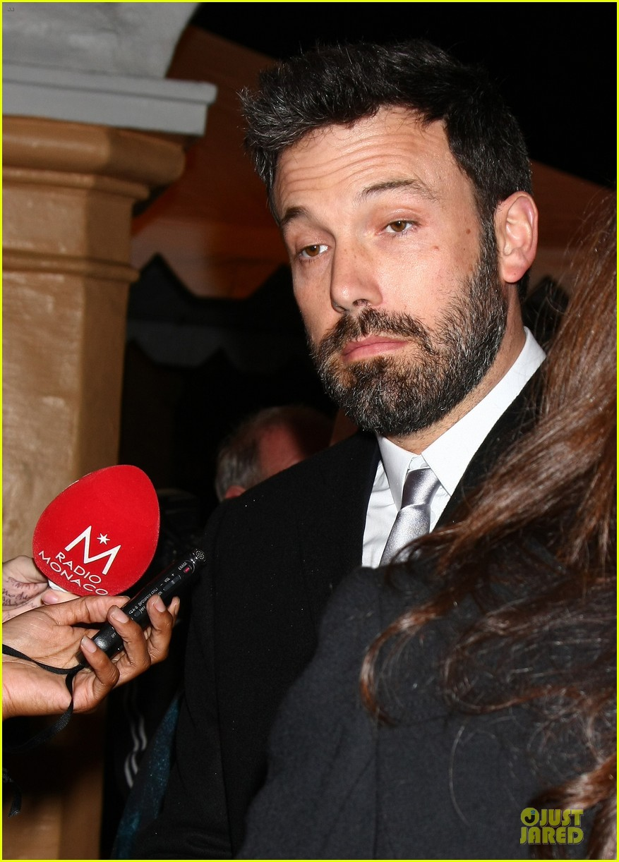 ben affleck santa barbara international film festival modern master award recipient 06