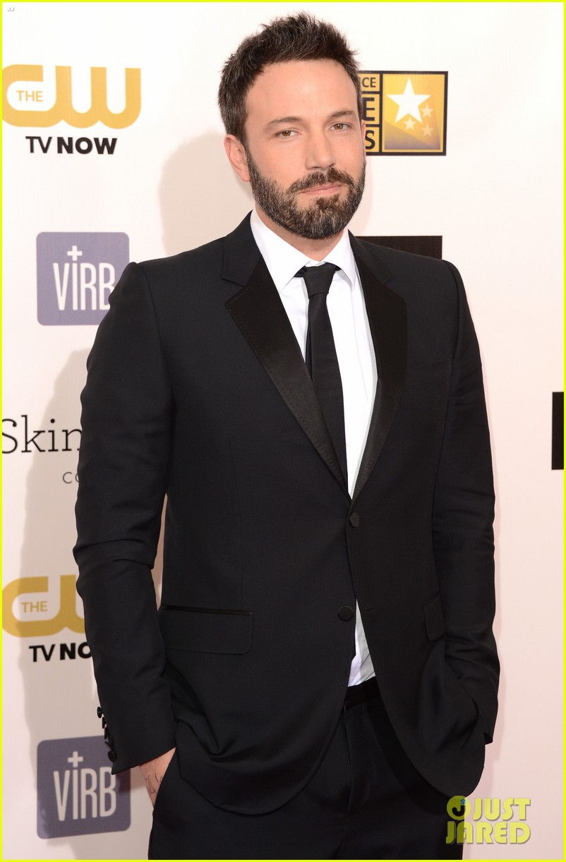 ben affleck critics choice awards 012788754