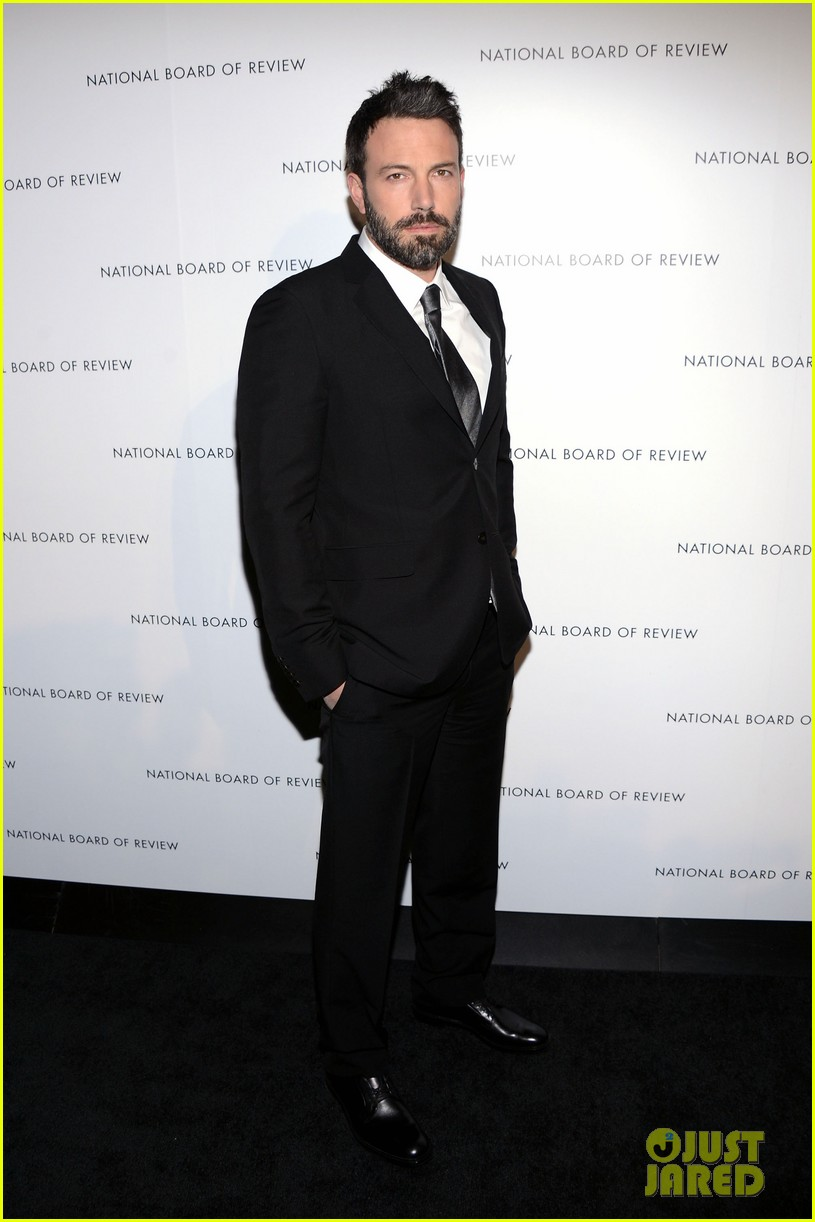 ben affleck national board of review awards gala 2013 01