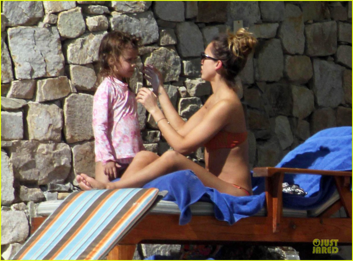 jessica alba bikini vacation in cabo san lucas 162784050