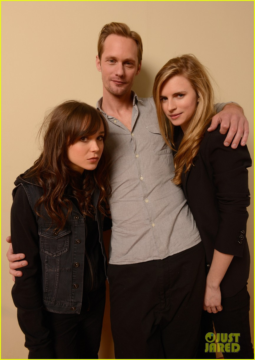 alexander skarsgard ellen page the east portraits 04