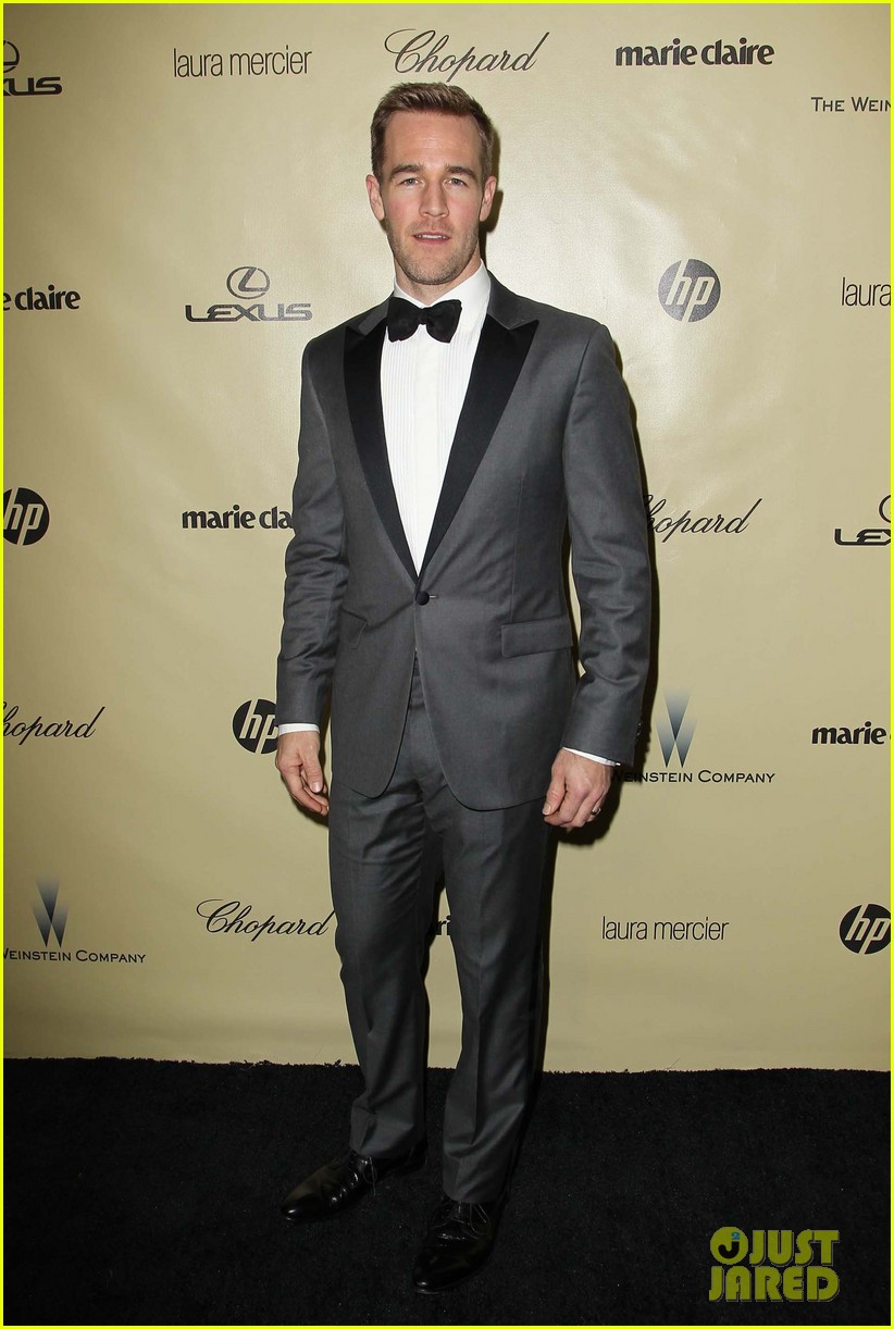 newlywed stephen amell hbo golden globes party 2013 05