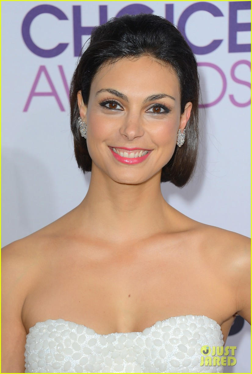 morena baccarin nathan fillion peoples choice awards 2013 122787920